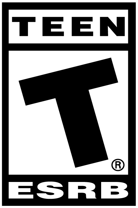 ESRB Rated Teen