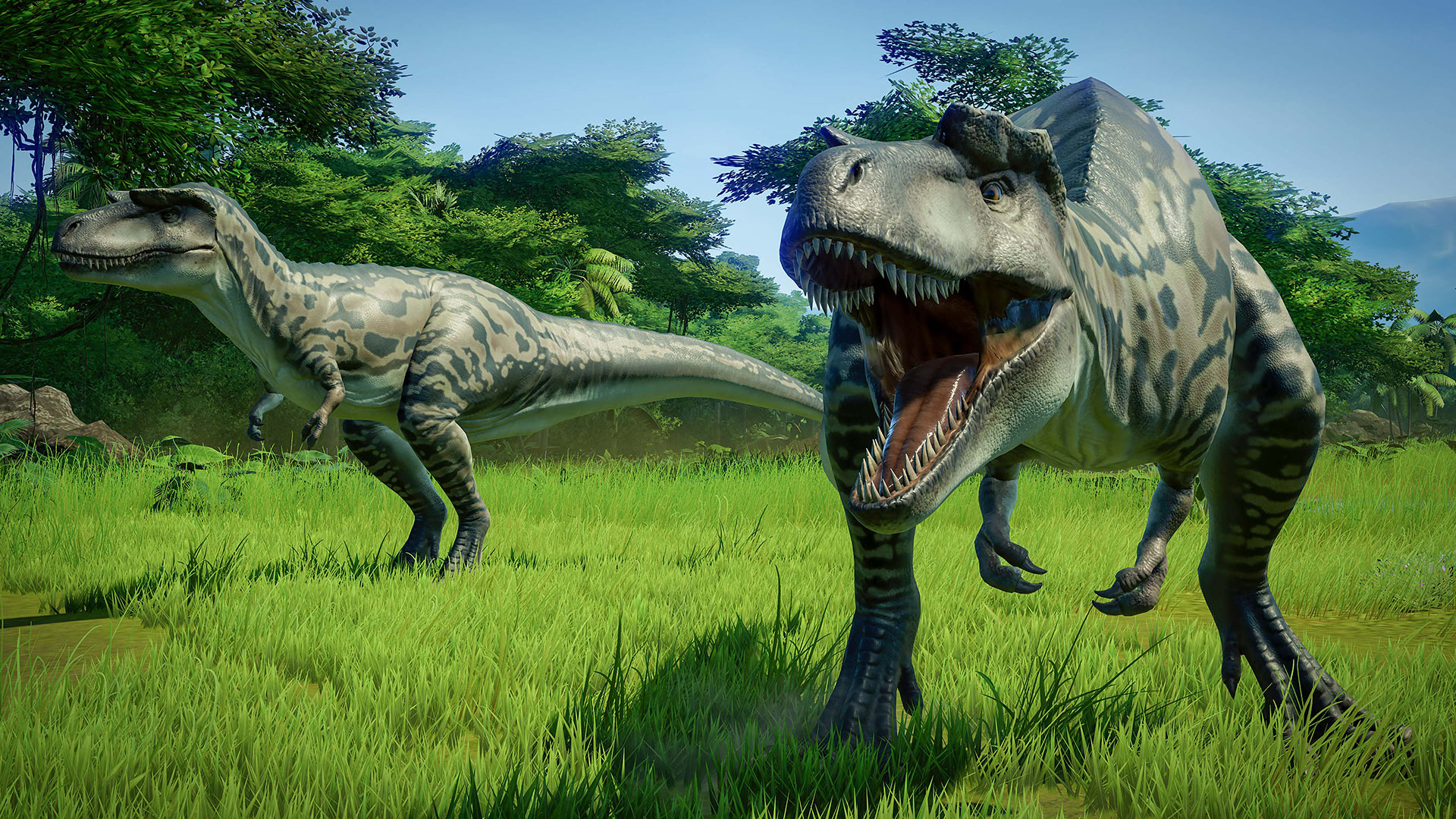 Jurassic World Evolution: Claire's Sanctuary and Free Update 1.8 ...
