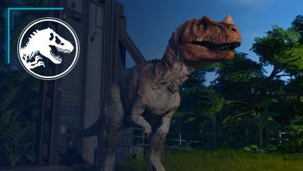 Jurassic World Evolution - First Official Gameplay Demo
