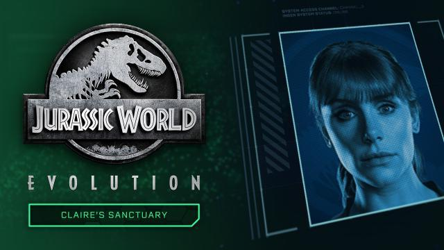 Jurassic World Evolution: Claire's Sanctuary