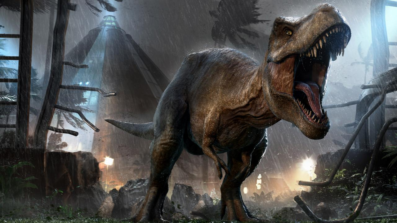 Jurassic World Evolution Is Now Available To Pre Order