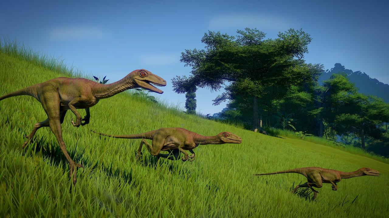Jurassic World Evolution: Secrets of Dr  Wu Coming 20